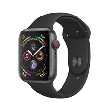 44mm Apple Watch Series 4 Black MTUW2