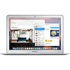 "Apple MacBook Air 13"" 128GB Z0UU3-Silver"