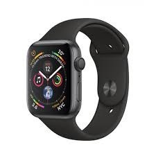 44mm Apple Watch Series 4 Black MU6D2