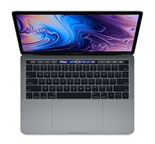 "Apple MacBook Pro 13"" Ci7 512GB 2019 Grey"