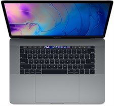 "Apple MacBook Pro 15"" 256GB 2019 Grey MV902"