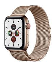 Series 5 Gold 44mm Milanese Loop