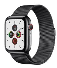 Series 5 Black 44mm Milanese Loop