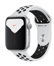 Series 5 44mm Silver - Nike Edition